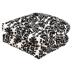 Pillow Perfect Wicker Chair Cushion