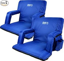 wide stadium seat chair