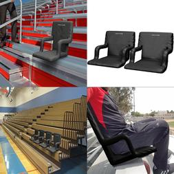 Wide Stadium Seats Chairs for Bleachers or Benches - Enjoy E
