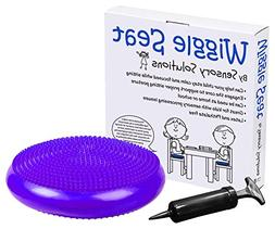 Wiggle Seat - Inflatable Sensory Chair Cushion for Kids - Ce