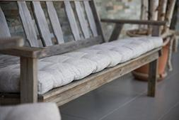 Wool Filled Bench Pillow Bench Cushion