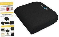 Large Seat Cushion with Carry Handle and Anti Slip Bottom Gi
